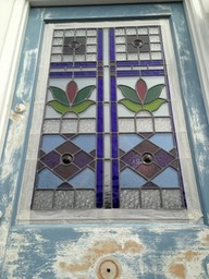 Stained glass repair and refurbishment