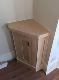 Electric Meter Cupboard