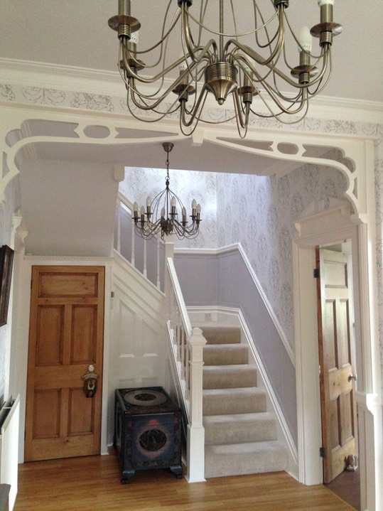 victorian archway moulding harrison fine woodwork lee